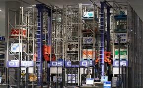 自動倉庫コンパクトシステム