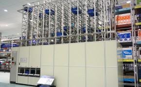 ピッキング型ケース自動倉庫 ピック&ストッカー
