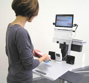 タブレット出荷検品システム