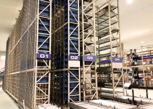 自動倉庫の耐用年数と世界シェア