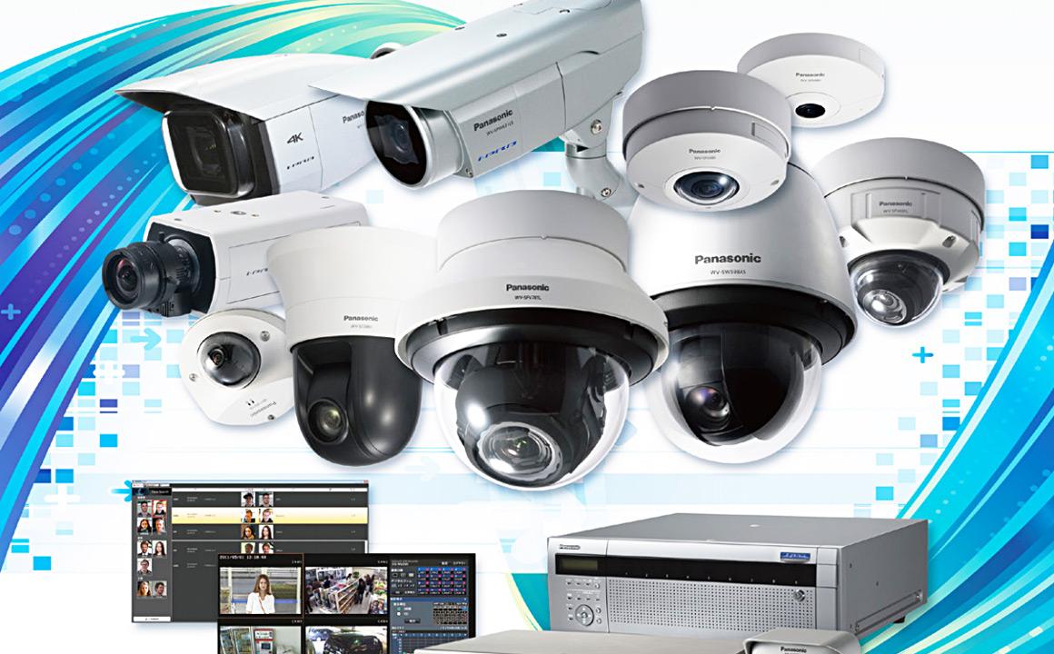 HD監視システム(ネットワークカメラ)