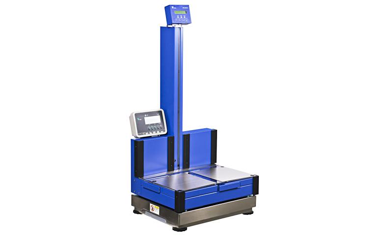 固定式 採寸・荷重測定器