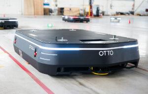 非公開: 自律走行型搬送ロボット OTTO
