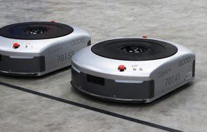 話題のAI搭載 物流ロボットGeek+「EVE」の全貌に迫る!