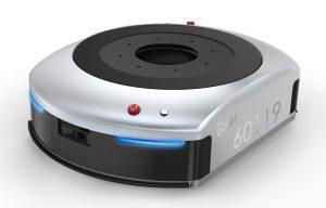 AI搭載 自動搬送ロボット GeeK+ EVE