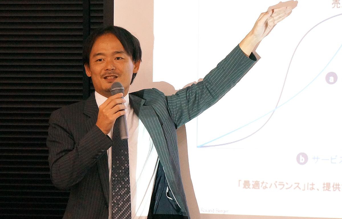 ローランド・ベルガー小野塚氏登壇 物流成長戦略セミナーを開催しました