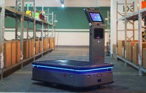 協働型搬送ロボット AMR ForwardX