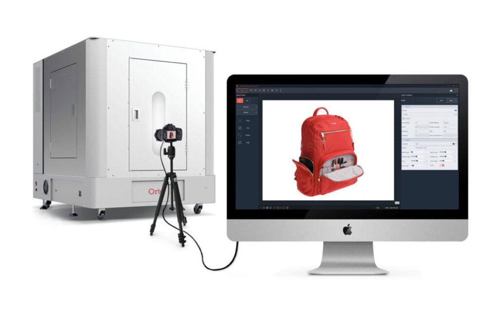 写真の自動撮影・自動切り抜きシステム