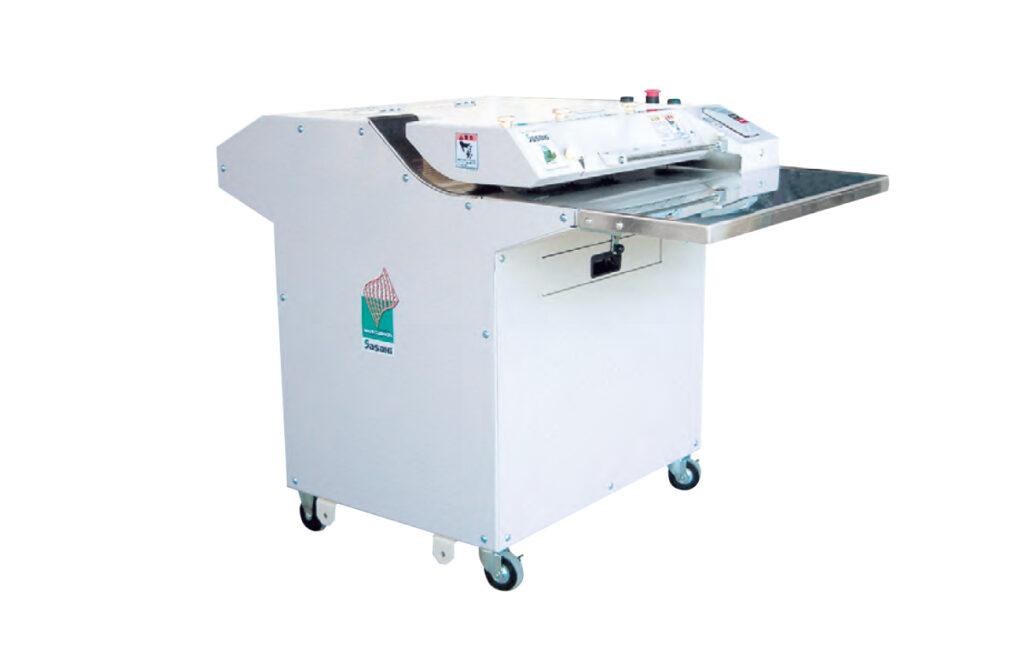 ダンボール リサイクル緩衝材製造機